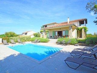 5 bedroom Villa in Gornje Baredine, Istria, Croatia : ref 5560029
