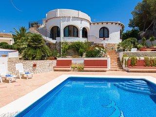 3 bedroom Villa in Benitachell, Valencia, Spain : ref 5559902