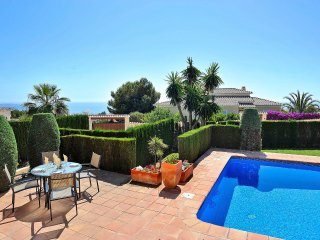 3 bedroom Villa in Rada de Moraira, Valencia, Spain : ref 5559909