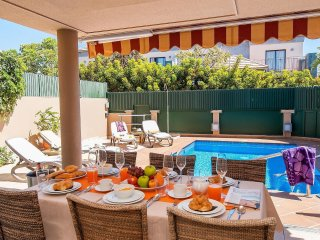 4 bedroom Apartment in Meloneras, Canary Islands, Spain : ref 5559849