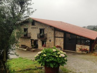 4 bedroom Villa in Zamatete, Basque Country, Spain : ref 5559845
