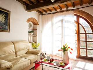 2 bedroom Apartment in Palazzuolo Alto, Tuscany, Italy : ref 5559929