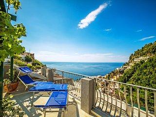 3 bedroom Villa in Positano, Campania, Italy : ref 5559716