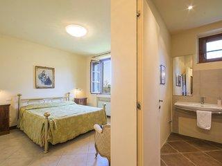5 bedroom Villa in Luiano, Tuscany, Italy : ref 5559706
