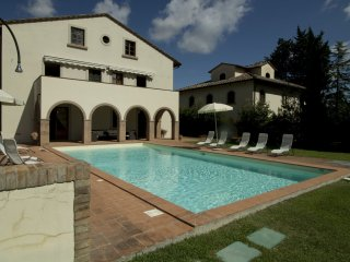 5 bedroom Villa in Luiano, Tuscany, Italy : ref 5559706