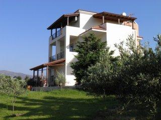 3 bedroom Villa in Gouves, Crete, Greece : ref 5559658