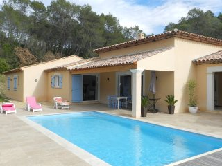4 bedroom Villa in Le Flayosquet, Provence-Alpes-Côte d'Azur, France : ref 55593