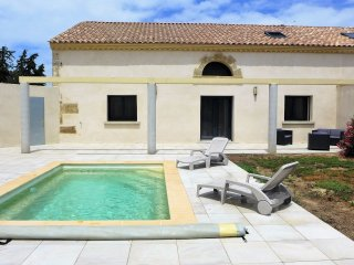4 bedroom Villa in Lespignan, Occitania, France : ref 5559319