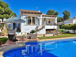 2 bedroom Villa in Moraira, Valencia, Spain : ref 5559188