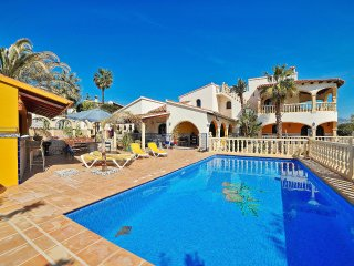 4 bedroom Villa in Fanadix, Valencia, Spain : ref 5559031