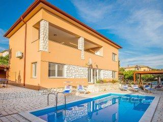 4 bedroom Villa in Novi Vinodolski, Primorsko-Goranska Zupanija, Croatia : ref 5
