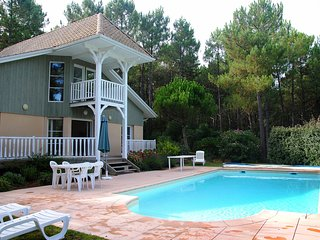 4 bedroom Villa in Lacanau-Ocean, Nouvelle-Aquitaine, France : ref 5558485
