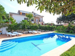 6 bedroom Villa in Caulés, Catalonia, Spain : ref 5558419