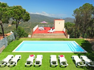 6 bedroom Villa in Sant Eloi, Catalonia, Spain : ref 5558414