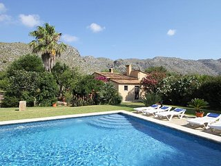3 bedroom Apartment in Pollença, Balearic Islands, Spain : ref 5558397