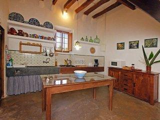 5 bedroom Villa in Sant Llorenç des Cardassar, Balearic Islands, Spain : ref 555
