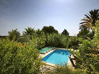 5 bedroom Villa in Sant Llorenc des Cardassar, Balearic Islands, Spain : ref 555