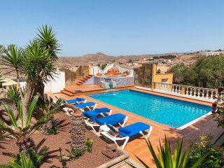 6 bedroom Villa in El Salobre, Canary Islands, Spain : ref 5558356