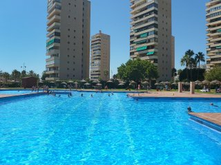 3 bedroom Apartment in Playamar, Andalusia, Spain : ref 5558316