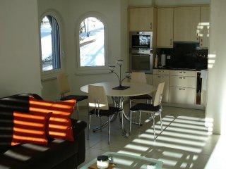 2 bedroom Apartment in Leukerbad, Valais, Switzerland : ref 5558234
