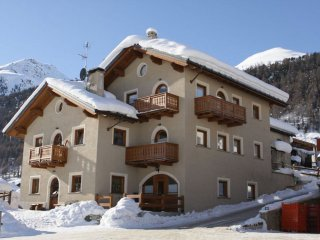 1 bedroom Apartment in Livigno, Lombardy, Italy : ref 5558208