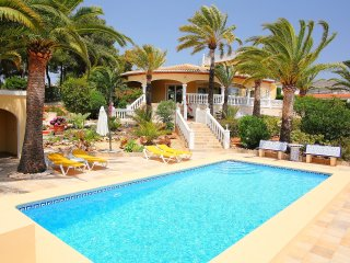3 bedroom Villa in Moraira, Valencia, Spain : ref 5558067