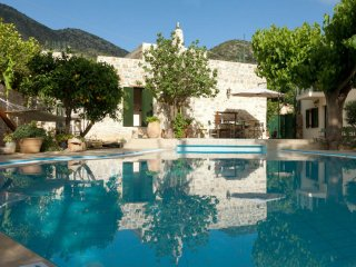 6 bedroom Villa in Charakas, Crete, Greece : ref 5557748