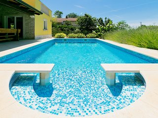 4 bedroom Villa in Krizine, Istria, Croatia : ref 5557498