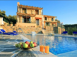 3 bedroom Villa in Kyrianna, Crete, Greece : ref 5557497