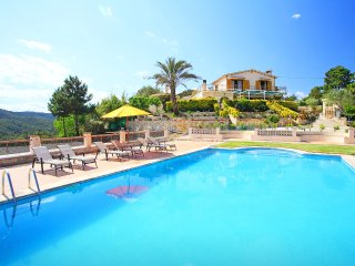 5 bedroom Villa in Montbarbat, Catalonia, Spain : ref 5557178