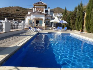 4 bedroom Villa in Torrox, Andalusia, Spain : ref 5557139