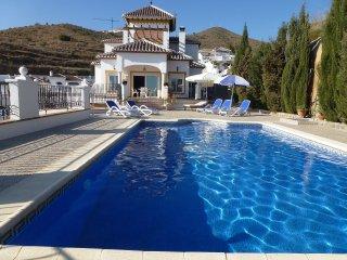 5 bedroom Villa in Torrox, Andalusia, Spain : ref 5557139