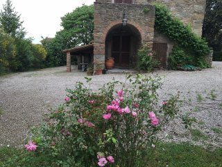 3 bedroom Villa in Casorbica-Salcotto, Tuscany, Italy : ref 5557099