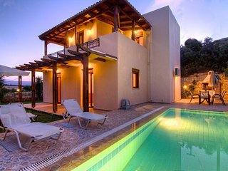3 bedroom Villa in Agia Roumeli, Crete, Greece : ref 5557094