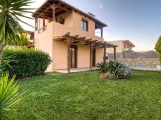 3 bedroom Villa in Agia Roumeli, Crete, Greece : ref 5557092