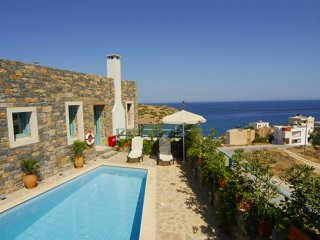 2 bedroom Villa in Mochlos, Crete, Greece : ref 5557045