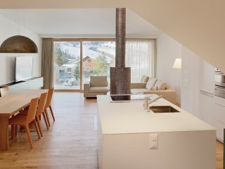 4 bedroom Apartment in Waldhaus, Canton Grisons, Switzerland : ref 5557007