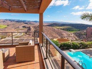 2 bedroom Apartment in El Salobre, Canary Islands, Spain : ref 5556866