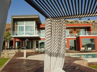 4 bedroom Villa in El Salobre, Canary Islands, Spain : ref 5556823