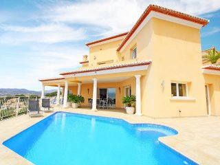 4 bedroom Villa in Rada de Moraira, Valencia, Spain : ref 5556764