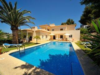 3 bedroom Villa in Xàbia, Valencia, Spain : ref 5556657