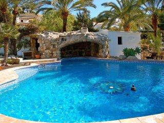 5 bedroom Villa in Fanadix, Valencia, Spain : ref 5556629