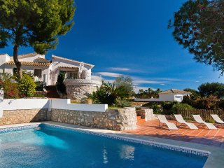 3 bedroom Villa in Benalmadena, Andalusia, Spain : ref 5555624