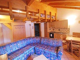 3 bedroom Apartment in Massimeno, Trentino-Alto Adige, Italy : ref 5555537