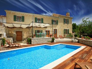 3 bedroom Villa in Trgetari, Istria, Croatia : ref 5555411
