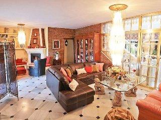 4 bedroom Villa in El Chaparral, Andalusia, Spain : ref 5555358