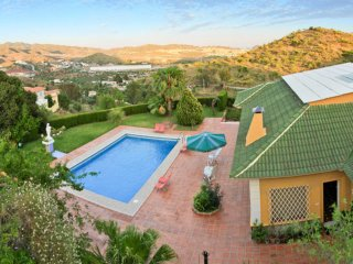 4 bedroom Villa in El Chaparral, Andalusia, Spain : ref 5555358