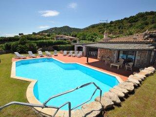 5 bedroom Villa in Pantogia, Sardinia, Italy : ref 5555341