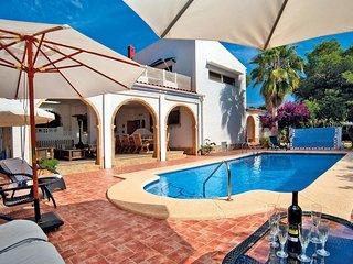 7 bedroom Villa in Xàbia, Valencia, Spain : ref 5555146