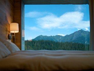3 bedroom Apartment in Murschetg, Canton Grisons, Switzerland : ref 5555141